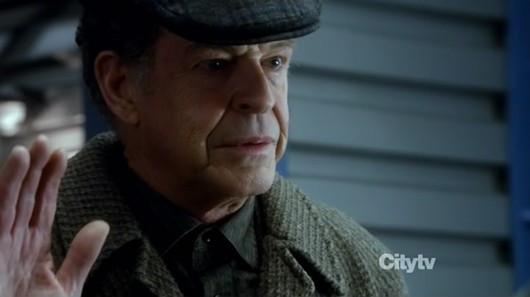 Review Fringe 4x18
