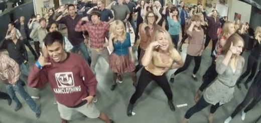 Flash Mob de The Big Bang Theory