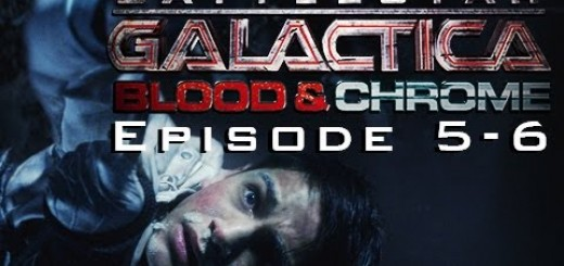 Battlestar Galactica Blood And Chrome Capítulo 5 y 6