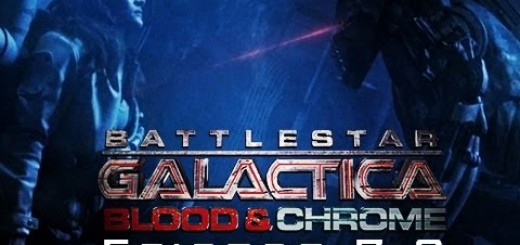 Battlestar Galactica Blood And Chrome Capítulo 7 y 8