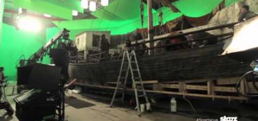 Making Off de Spartacus War of the Damned