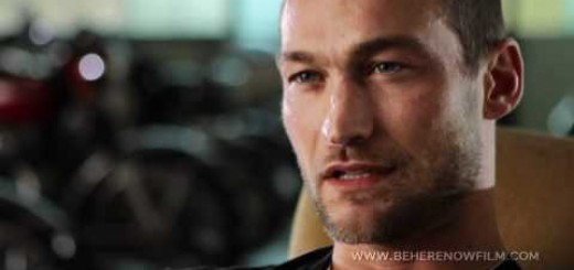 "Trailer de la Historia Documental sobre Andy Whitfield ""Be Here Now"", el primer Spartacus"