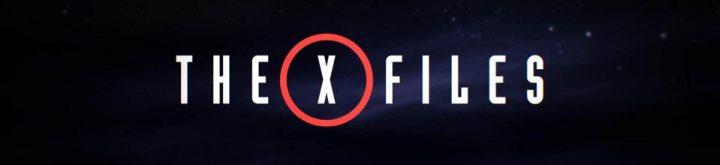 X-Files banner