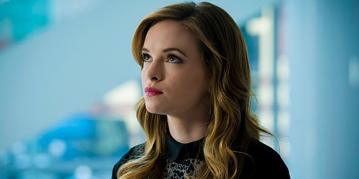 Danielle Panabaker, Caitlin Snow en The Flash