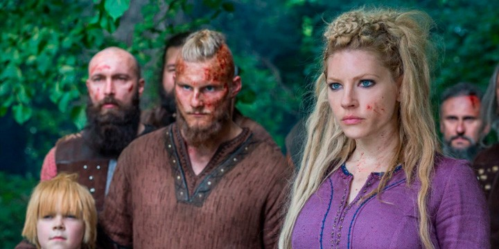 Katheryn Winnick, Lagertha en Vikings