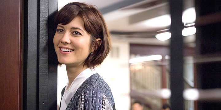 Mary Elizabeth Winstead, Laurel Healy en BrainDead