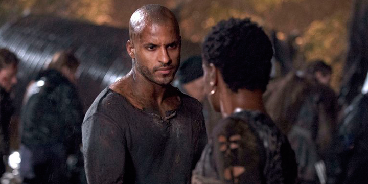 Ricky-Whittle,-Lincoln-en-The-100