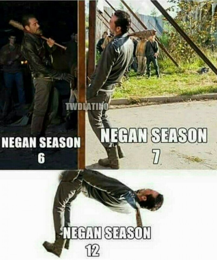 medium-clean Negan