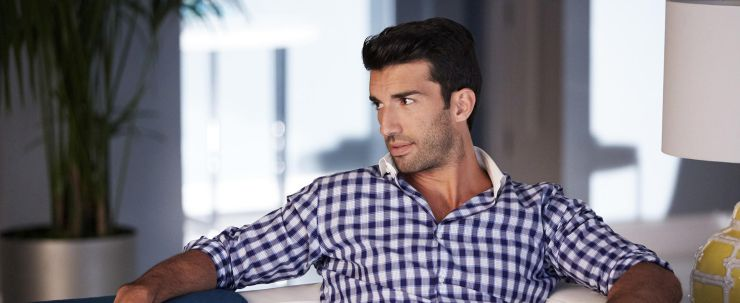 "Jane The Virgin -- ""Chapter Forty-Eight"" -- Image Number: JAV304a_0436 -- Pictured: Justin Baldoni as Rafael -- Photo: Tyler Golden/The CW -- © 2016 The CW Network, LLC. All rights reserved."