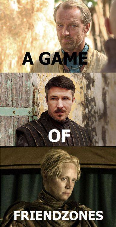Game of Friendzones