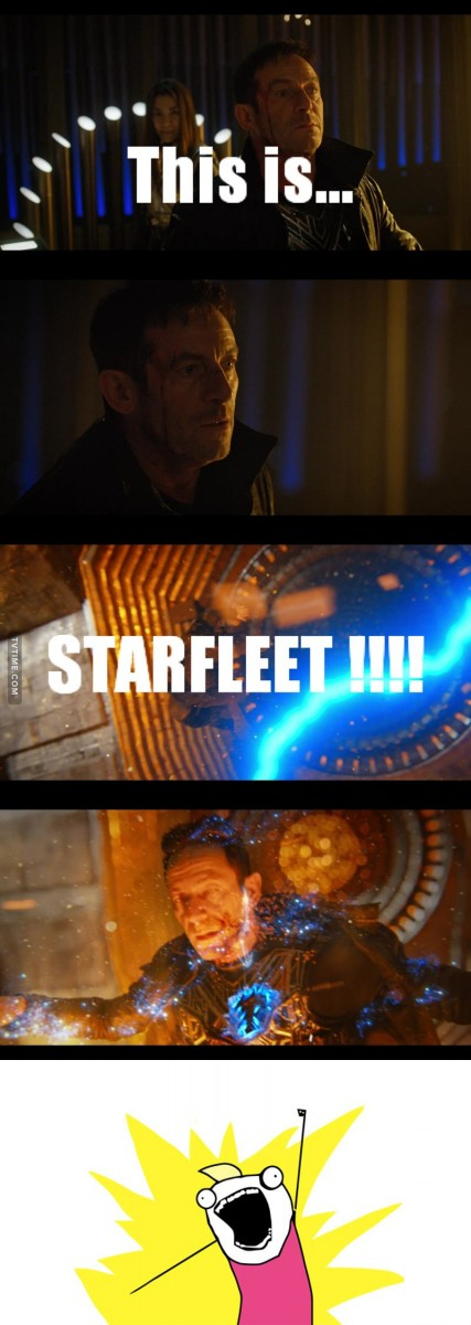 This is Starfleet