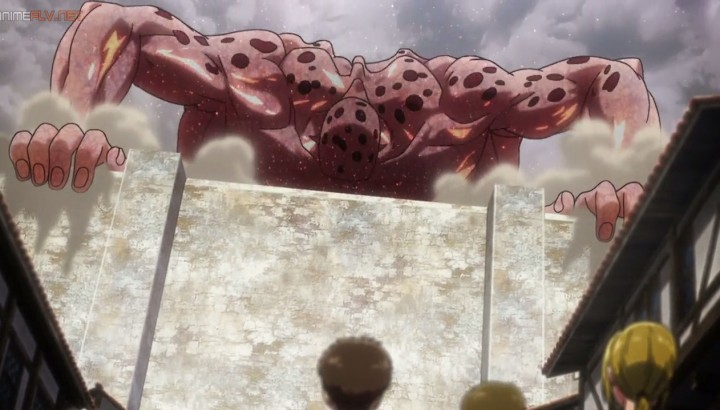 Attack On Titan, 3x09, escenas que recuerdan