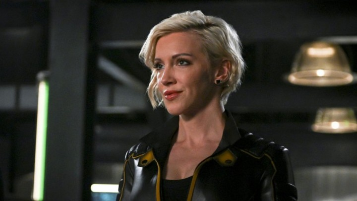Katie Cassidy, Black Canary en Arrow