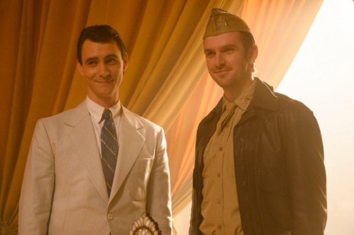 """LEGION -- """"Chapter 26"""" - Season 3, Episode 7 (Airs Mon, August 5, 10:00 pm/ep) -- Pictured: Harry Lloyd as Charles, Dan Stevens as David Haller. CR: Suzanne Tenner/FX"""