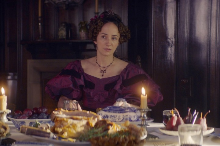 Programme Name: Gentleman Jack - TX: 19/05/2019 - Episode: Gentleman Jack - Generics (No. n/a) - Picture Shows:  Marianna Lawton (LYDIA LEONARD) - (C) Lookout Point/HBO - Photographer: Screen Grab