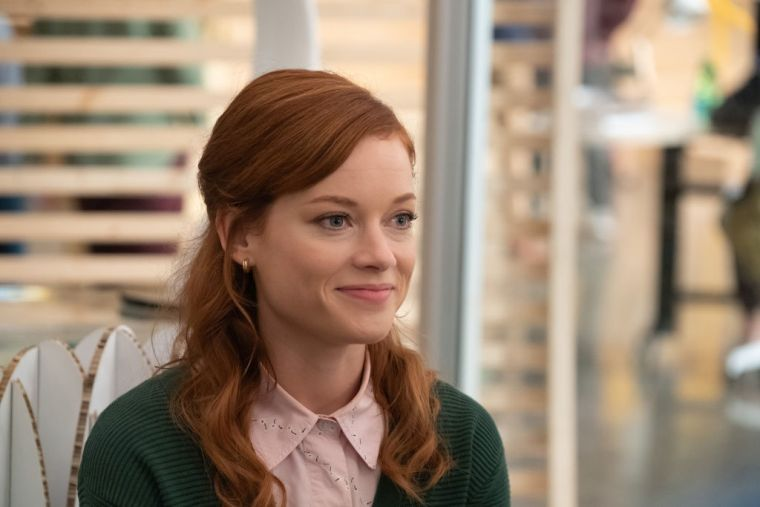 "ZOEY'S EXTRAORDINARY PLAYLIST -- ""Pilot"" Episode 101 -- Pictured: Jane Levy as Zoey -- (Photo by: Katie Yu/NBC/NBCU Photo Bank via Getty Images)"