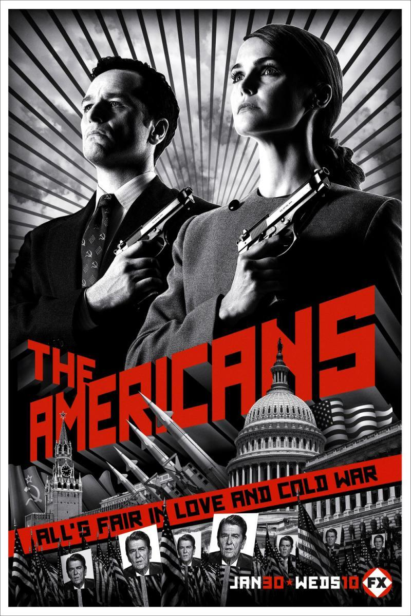 The Americans LC